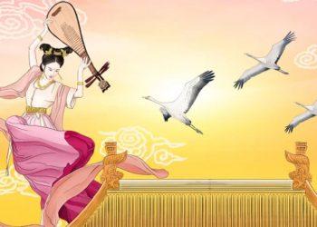 黃鶴樓(繪圖:Winnie Wang/看中國)