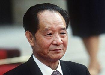 1987年1月,胡耀邦被連續批鬥七天後下台。